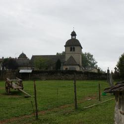 Le village de Mourjou
