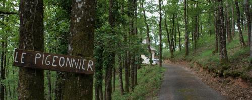 Chemin d'accés